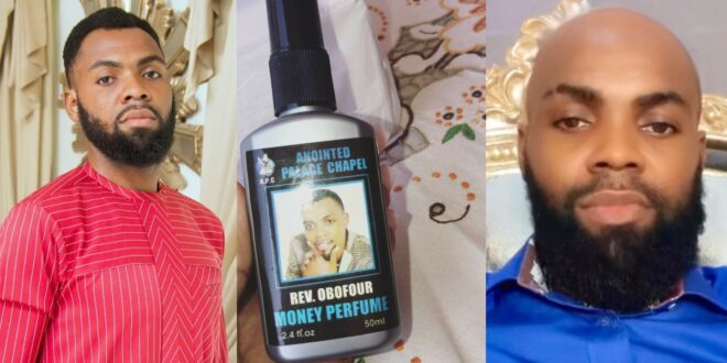 My money perfume is a big scam - Rev Obofour confesses 1