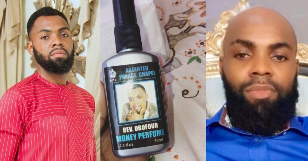 My money perfume is a big scam - Rev Obofour confesses 2