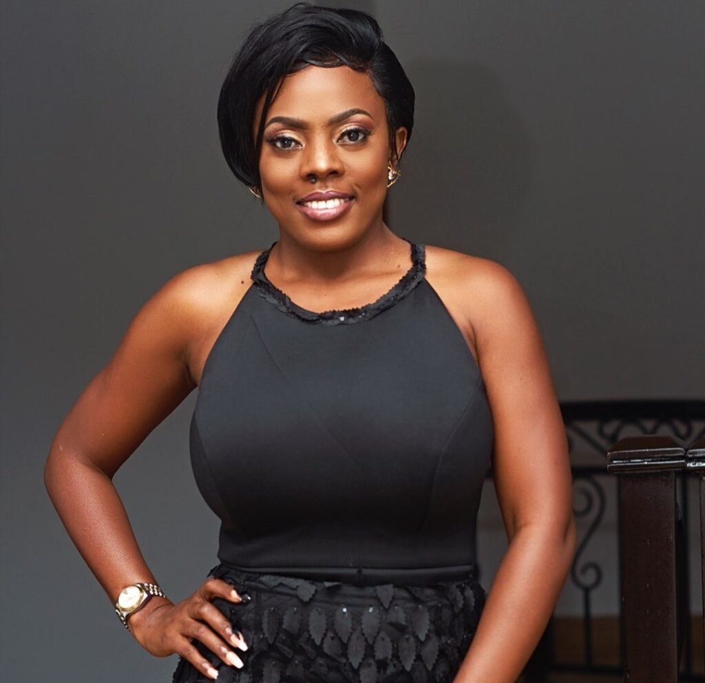 Nana Aba Anamoah reveals she will be contesting for MP in 2024. 2