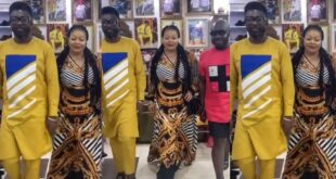 Nana Agradaa released from cells as she shops with her husband in a new video 56