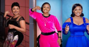 Nana Ama Mcbrown stuns the internet with beautiful new photos 4
