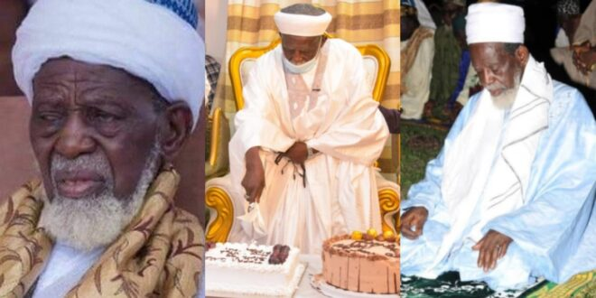 National Chief Imam is 102 years old today - Bawumia and others celebrates him 1