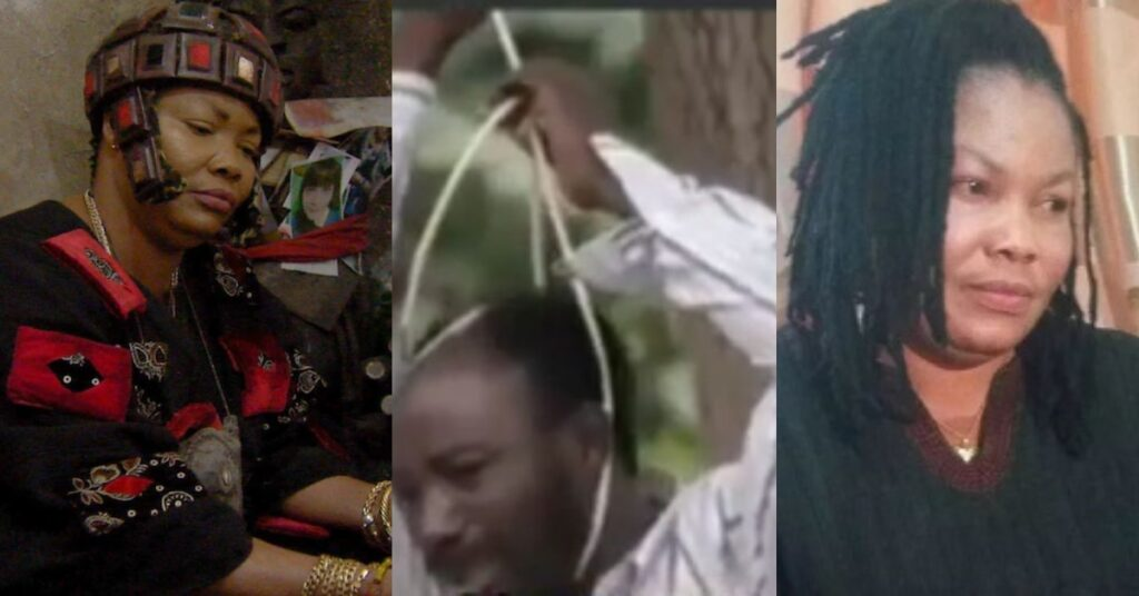 New video of Big Akwes trying to hang himself after Nana Agradaa's arrest surfaces 2