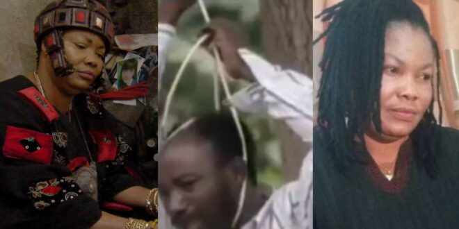 New video of Big Akwes trying to hang himself after Nana Agradaa's arrest surfaces 1