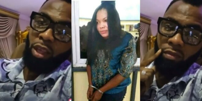 New video of Rev. Obofour teasing Nana Agradaa after he rearrested her surfaces 1