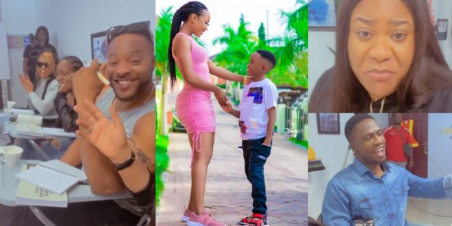 Nigerian Celebrities Composes song for Akuapem Poloo after her bail - Video 1