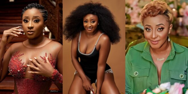 Nigerian Top actress Ini Edo allegedly slept with a Politician for $10,000. 1