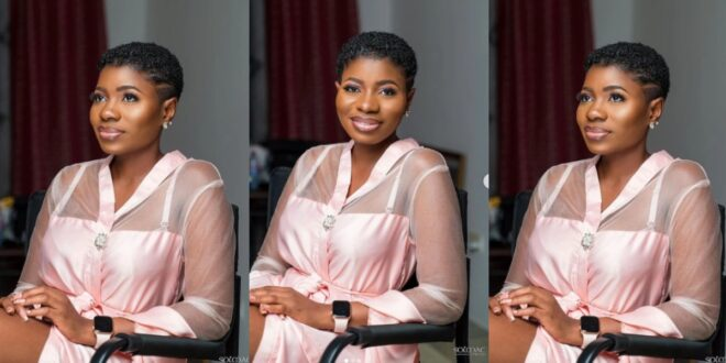 No bone-straight hair, yet this new bride looks stunning in every detail with her short hair (photos) 1