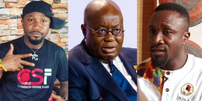 No lady will select Nana Addo if he appears on Date Rush - Avraham Ben Moshe tells why 1