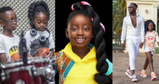 Okyame Kwame's daughter displays her rap skills in a new video 12