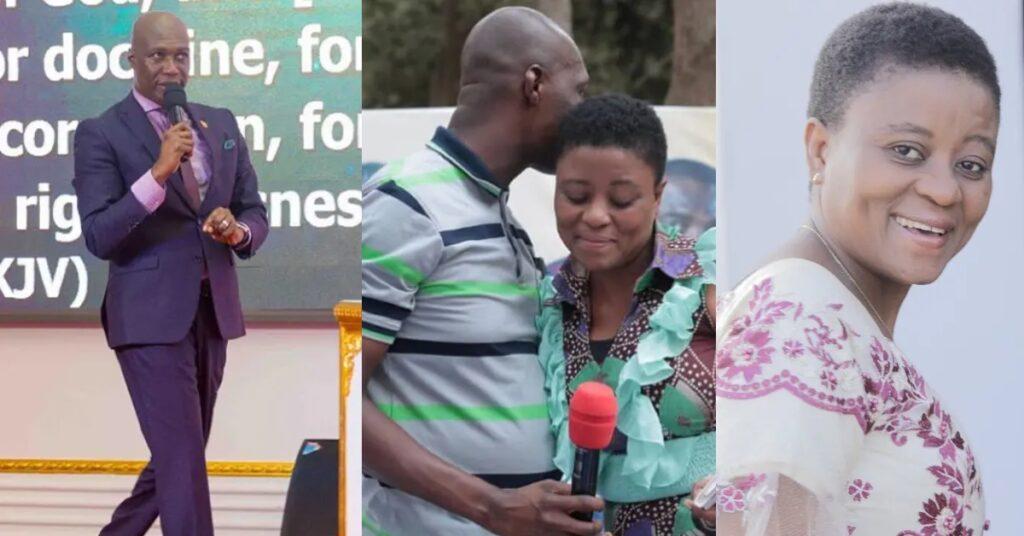 Photos of the beautiful wife of Prophet Kofi Oduro surfaces 2