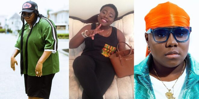 """""""Please start dressing like a girl, you look beautiful""""- Fans tell Teni after her old photo surfaced online. 1"""