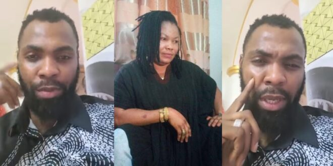 Rev Obofour blasts Agradaa and threatens to sue her for spreading lies about him — Video 1