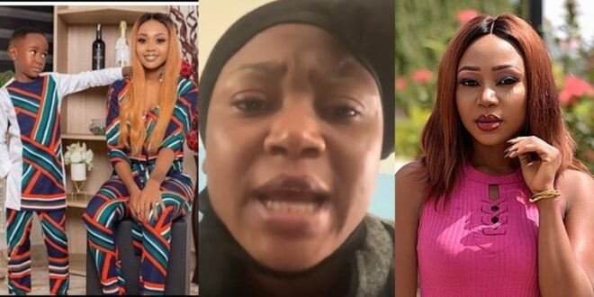 Sad Video - Remember me in prayers, I will be back very soon - Akuapem Poloo says in her last video as she goes to prison 1