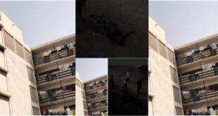 Sad Video: Tears Flow As Legon Student D!es After Falling From 4th Floor 25