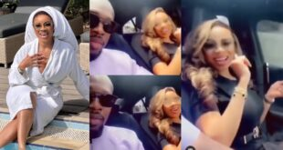 Secret boyfriend of Serwaa Amihere surfaces as they chill in a new video 55