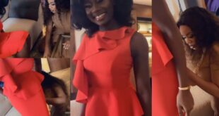 Serwaa Amihere grooms Natalie Fort on how to slay just after she joined GHOne TV - Video 18