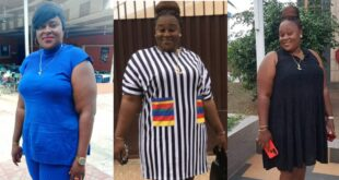So Sad: Actress Awo Yaa tells how juju in Kumawood made her a chronic drunkard - Video 8