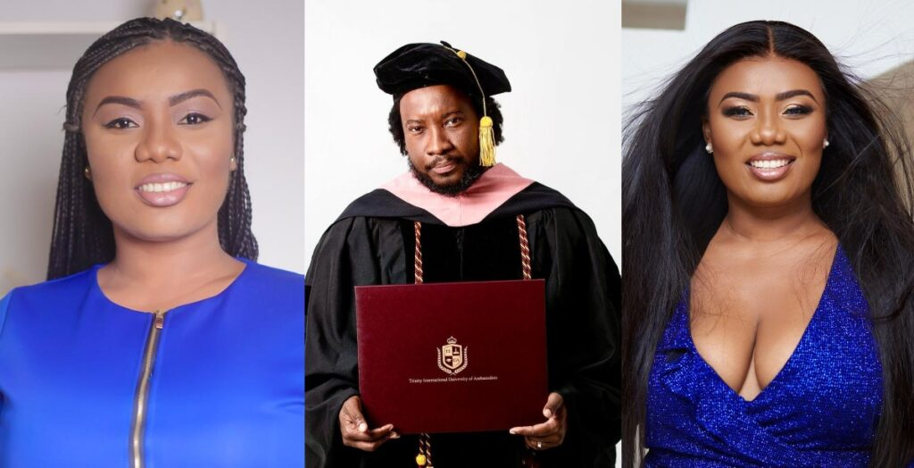 """""""Sonnie Badu has been fake all this while, it is not today""""- Bridget Otoo exposes singer 2"""
