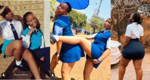 South African students stir the internet with their hot photos - Check out 47