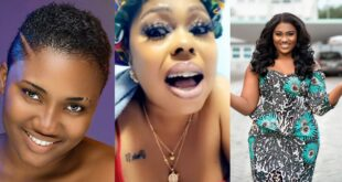TV3 knew Abena Korkor was Bipolar but used and dumped her - Afia Schwarzenegger attacks TV3 in a new video 46