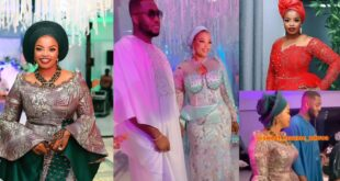 TV3 newscaster Ayisha Yakubu marries in a beautiful wedding - Videos 4