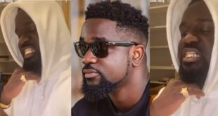 Too much money! Rapper Sarkodie fixes his teeth with Real Gold (video) 1