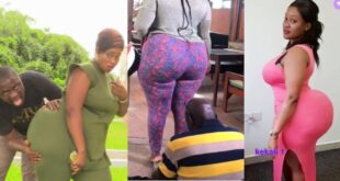 Video- A Prophet gave me 10k for free after seeing my heavy backside - Lady reveals 7