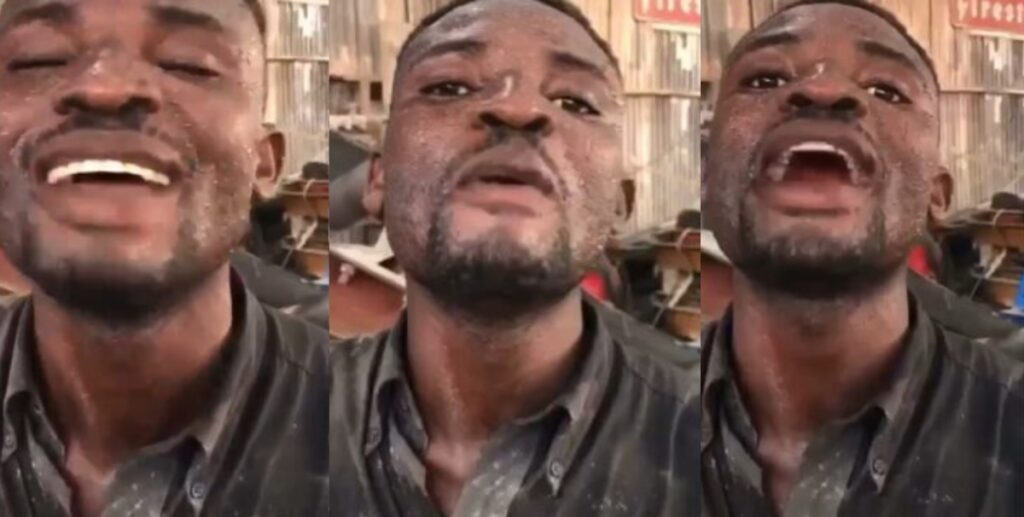 (Video) I will chop pu$$y and become poor than becoming rich - Man reveals what he likes best on earth 2