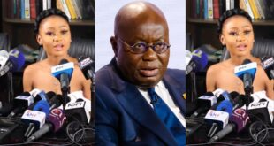 Video: Akuapem Poloo thanks Nana Addo, Attorney General, Celebrities, and Ghanaians for her release from prison 61