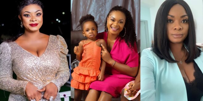 Video: I lost a movie role because I was breastfeeding my baby - Beverly Afaglo reveals 1