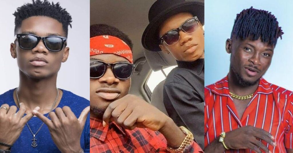 Video: KiDi always paints me black as if he is better than me - Kuami Eugene 2