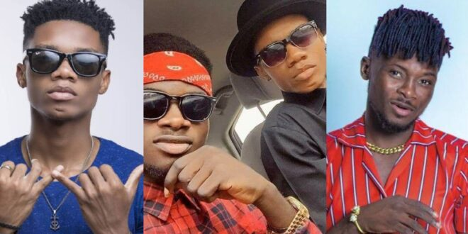Video: KiDi always paints me black as if he is better than me - Kuami Eugene 1