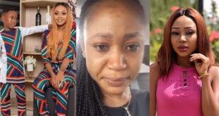 Watch the moment Akuapem Poloo wept bitterly for mercy in the courtroom - Video 90