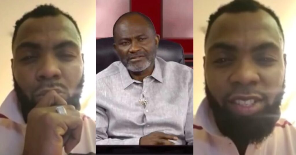 We shall see: Rev. Obofour replies Kennedy Agyapong in a new video 2
