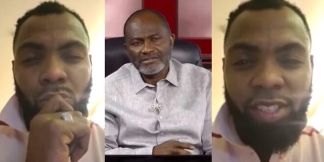 We shall see: Rev. Obofour replies Kennedy Agyapong in a new video 1