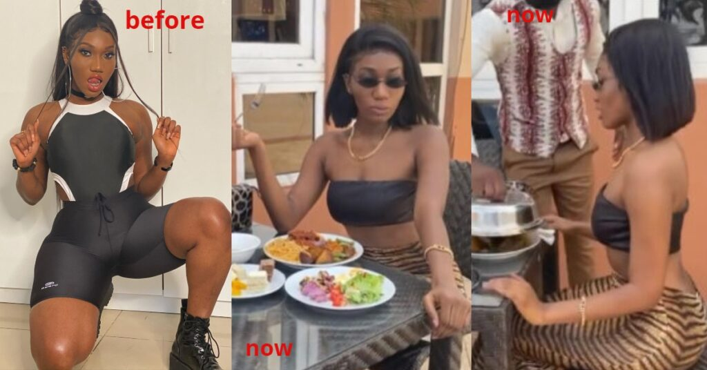 Wendy Shay back to default settings - New video suggests all is not well 2