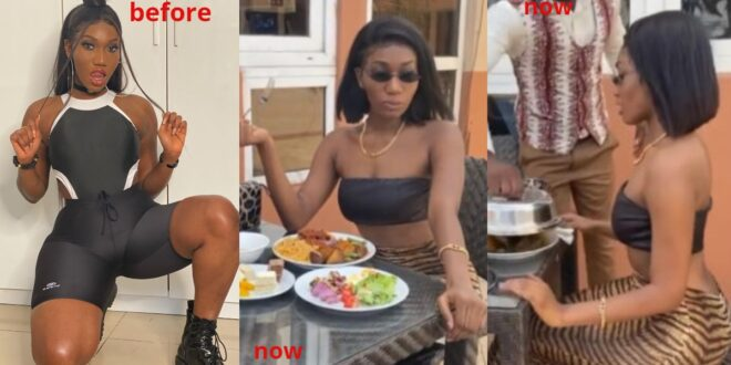 Wendy Shay back to default settings - New video suggests all is not well 1