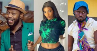 Wendy Shay to sue Kalybos, Bismark, and others for using her song in their movie - Video 12