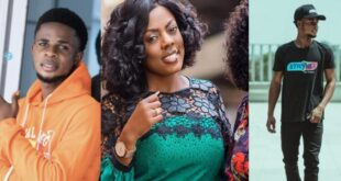 Street hawker who is now a radio presenter because of Nana Aba Anamoah narrates how she has been a blessing to him 13