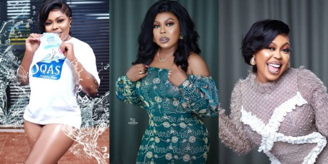 """Ghanaians Hate me because i speak the truth""- Afia Schwarzenegger 1"