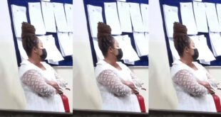 Picture of Nana Agradaa sweating in air condition at police station surfaces online 3
