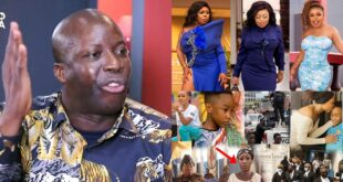 Prophet Kumchacha blast Afia Schwarzenegger for jubilating over akuapem poloo's jail sentence 13