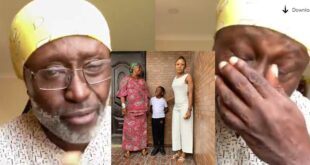 Reggie Rockstone cries as he reacts to prison sentence of Akuapem Poloo (video) 12