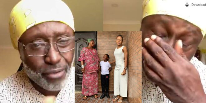 Reggie Rockstone cries as he reacts to prison sentence of Akuapem Poloo (video) 1