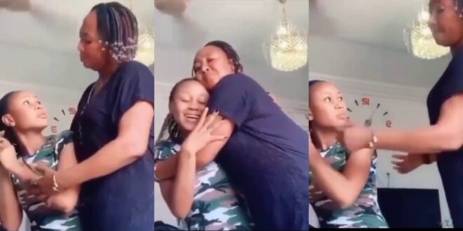 """""""I will stand by you like the wall of Jericho"""" - Akuapem Poloo's mother says. 1"""