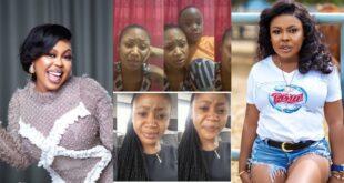 Afia Schwar jubilates over Akuapem Poloo's arrest and imminent prison sentence 99