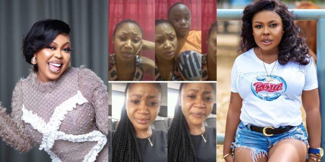 Afia Schwar jubilates over Akuapem Poloo's arrest and imminent prison sentence 1