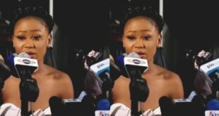 """""""Please stop posting naked pictures of yourself""""- Akuapem Poloo advises her colleagues (video) 59"""