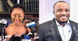 Everything Was Scripted … Including The Tears - DKB Exposes Akuapem Poloo 43
